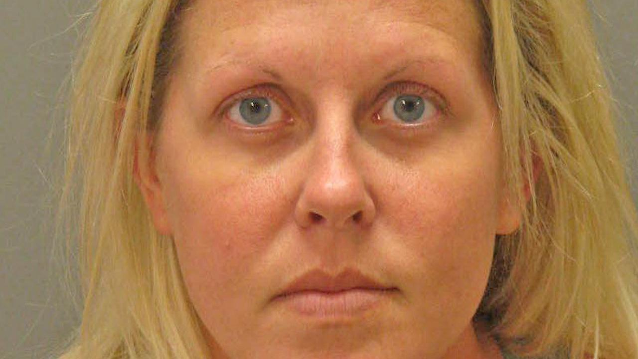 Summer Michelle Hansen, 31, was arrested Thursday, June 20, 2013, on suspicion of having sexual contact with students on the Centennial High School campus in Corona.