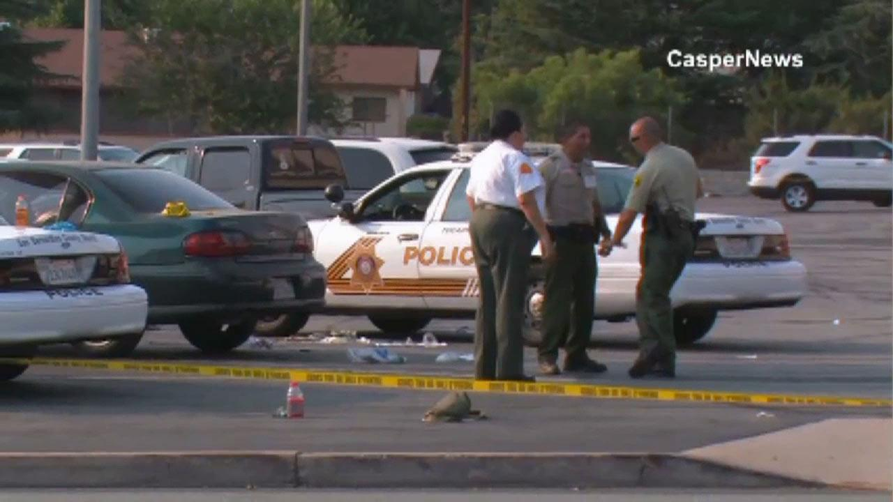 An investigation is under way in Yucaipa to determine what led to a fatal-deputy involved shooting Saturday, June 29, 2013.