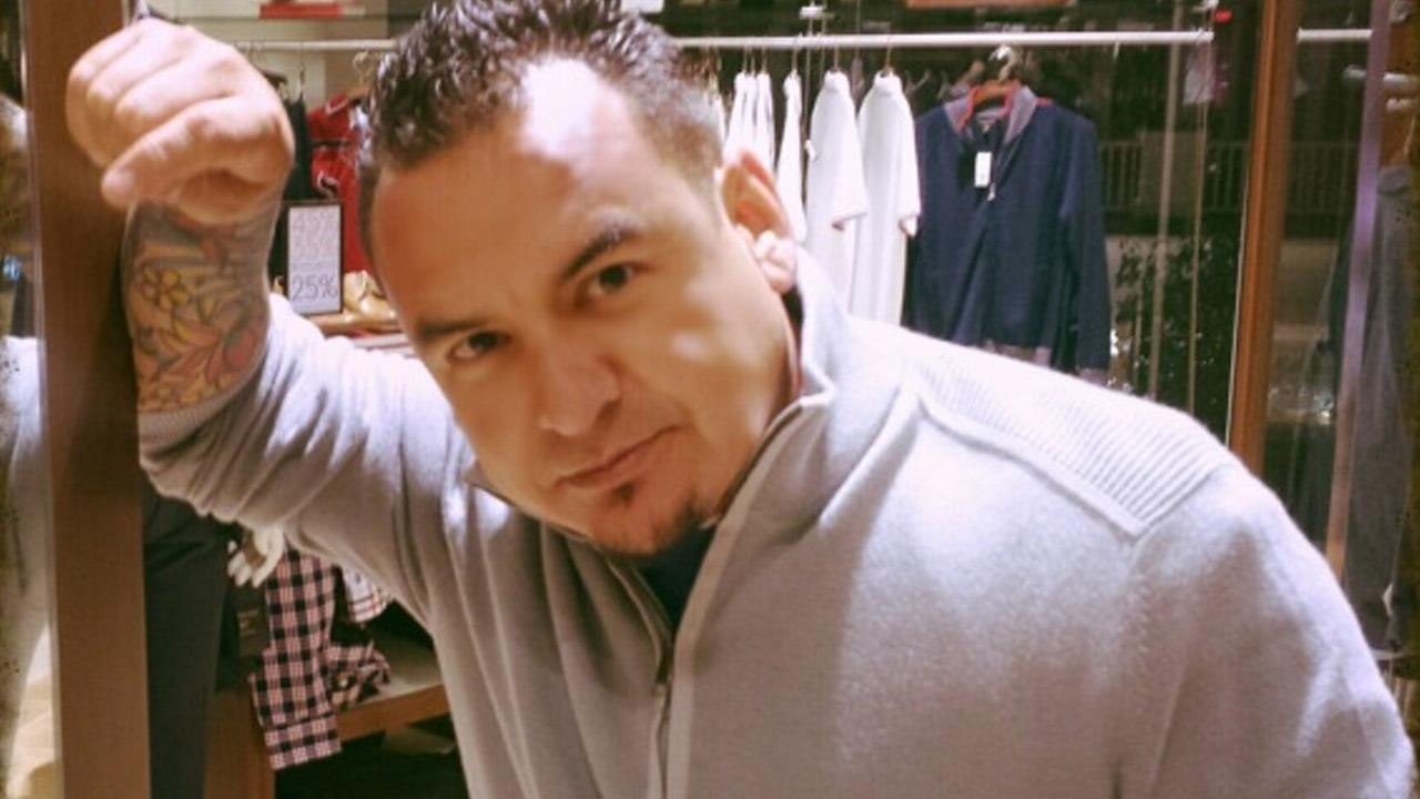 Alejandro Padilla, 40, is seen in this undated photo.