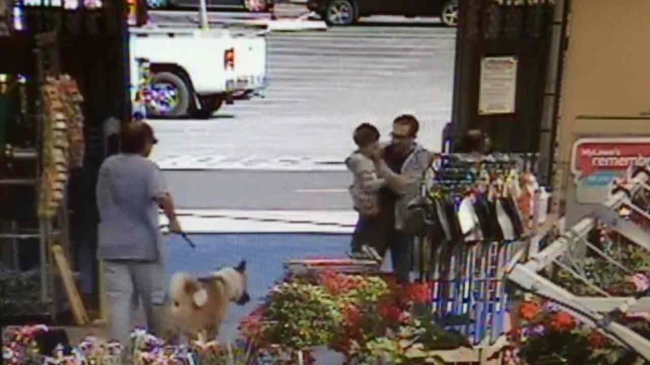 A 3-year-old boy was attacked by a dog at Lowes Home Improvement Center on the 24700 block of Madison Avenue in Murrieta Saturday, Dec. 28, 2013.