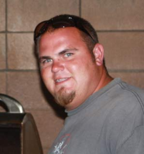 Brian Wolfin, 27, of Escondido, was one of eight people killed when a truck barreled into the crowd during an off-road race in the Mojave Desert on Saturday, Aug. 15, 2010.