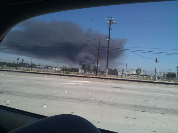 ABC7 viewer Jenelyn Ngo sent this photo of a...
