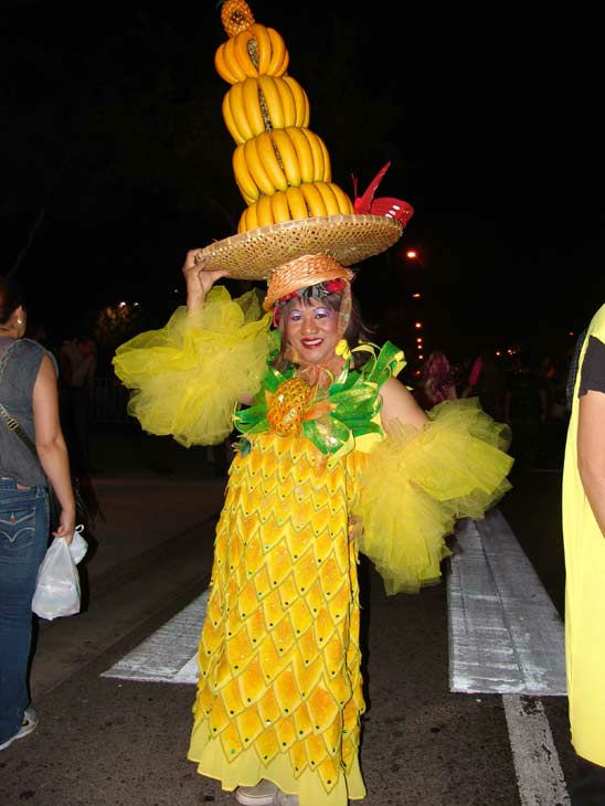 "<div class=""meta image-caption""><div class=""origin-logo origin-image ""><span></span></div><span class=""caption-text"">Chiquita visiting from the Philippines Los Angeles attended the West Chiquita visiting from the Philippines attended the West Hollywood Halloween Costume Carnaval on Oct. 31, 2011. This year's theme was 'Become Your Other.' (KABC Photo/ Vicki Gonzalez)</span></div>"