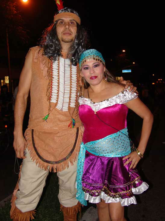 "<div class=""meta image-caption""><div class=""origin-logo origin-image ""><span></span></div><span class=""caption-text"">Dalia Valdespiro from Mexico attended the West Hollywood Halloween Costume Carnaval on Oct. 31, 2011. This year's theme was 'Become Your Other.' (KABC Photo/ Vicki Gonzalez)</span></div>"