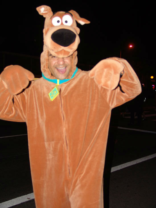 Peter from Santa Monica attended the West Hollywood Halloween Costume Carnaval on Oct. 31, 2011. This year&#39;s theme was &#39;Become Your Other.&#39; <span class=meta>(KABC Photo&#47; Vicki Gonzalez)</span>