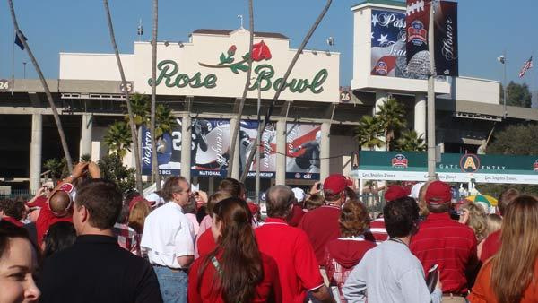 Fans crazy for BCS National Championship Game