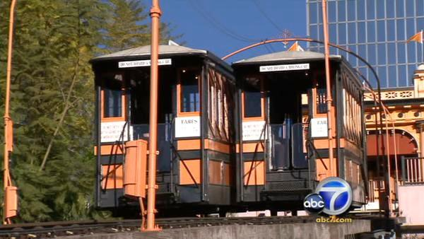 Angels Flight reopens 9 years after accident