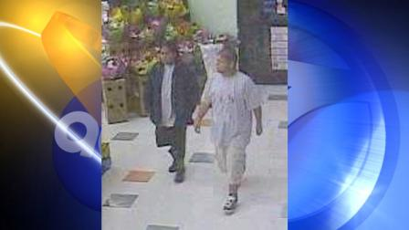 A $50,000 reward is being offered for the arrest of two robbery suspects whove struck downtown L.A. and Chinatown.