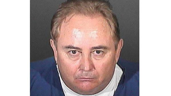 Former Bell City Manager Robert Rizzo, 56, was held on $3.2 million bond.