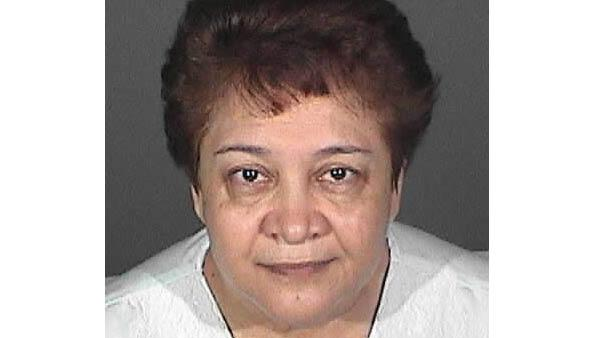 Bell Vice Mayor/City Councilmember Teresa Jacobo, 52, was held on $260,000 bond.