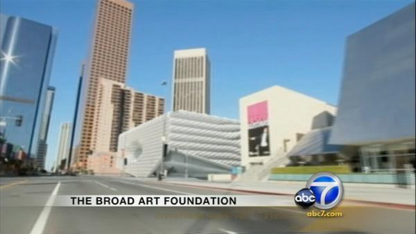 The Broad will be a contemporary