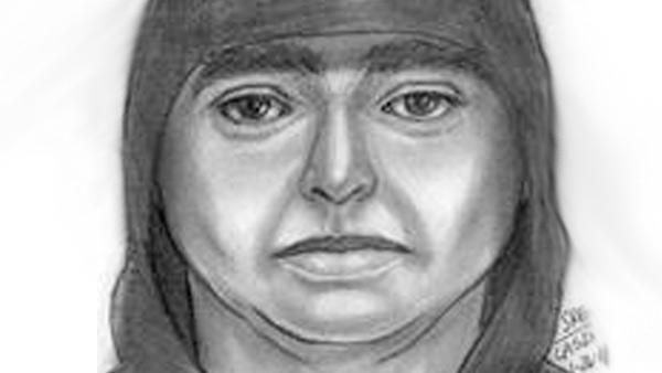 Sketch released after woman raped, slashed