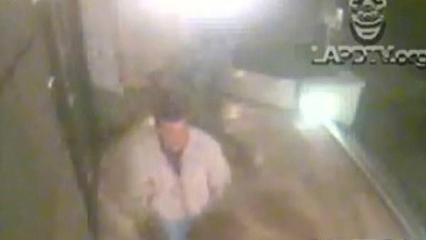 Security video shows West LA burglary suspect