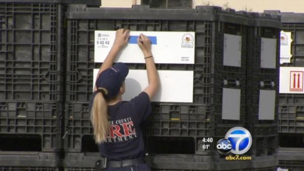LA search-and-rescue team to head to Japan