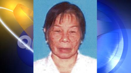 Investigators are searching for the person who killed an elderly woman in her Monterey Park home before taking off with precious jewelry and a luxury purse.