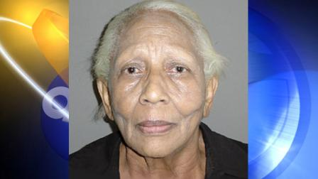 Doris Payne, 80, is shown in this undated file photo. Payne was sentenced to 16 months in prison for swiping a $16,000 ring from a Santa Monica store in October.