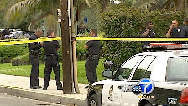 5 sought in fatal shooting at Venice park