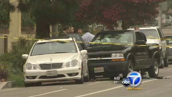 Road rage blamed in Silver Lake shooting