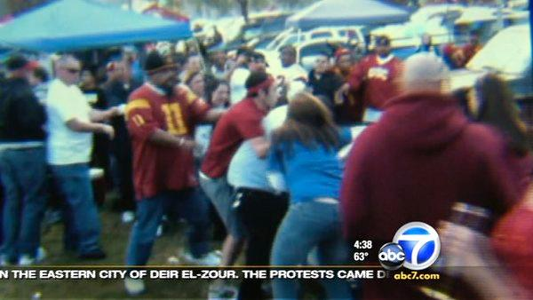 New tailgating rules at Rose Bowl after brawl