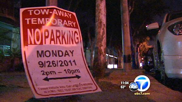 LA commuters brace for Obama's visit Monday