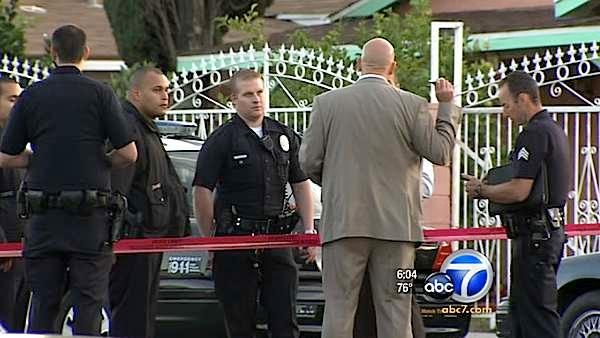 NoHo neighbor: Cops killed man holding BB gun