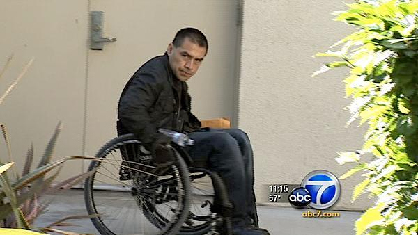 Undocumented, disabled man sues, taxpayer pays