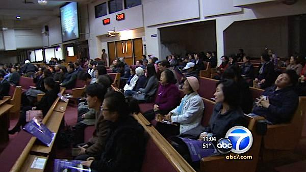 Korean-Americans discuss Kim Jong Il's death