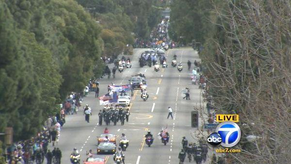 The 27th annual Kingdom Day Parade in South Los Angeles on Monday Jan. 16, 2012.