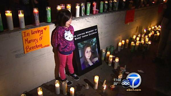 Vigil held for slain Lincoln Heights mother