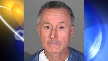 Mark Berndt, 61, was arrested Monday, Jan. 30, 2012, on suspicion of molesting 23 students.