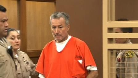 Former Miramonte teacher Mark Berndt is seen in court in this undated file photo.