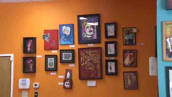 Plus, Casita Del Pueblo has a gallery that supports local artists.