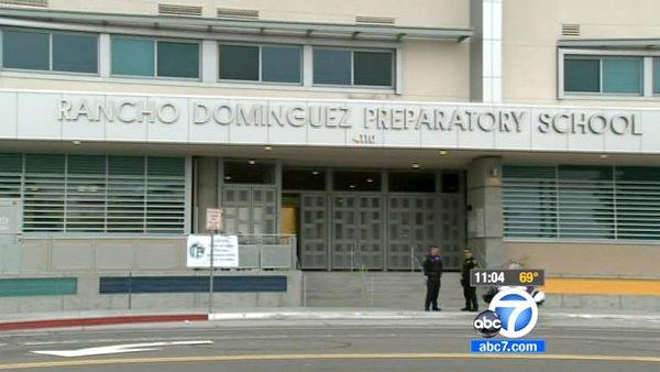 LAUSD teacher investigated for camera under desk