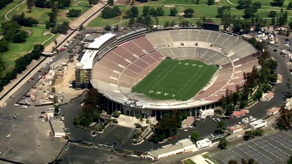Rose Bowl lacks funds to finish renovations