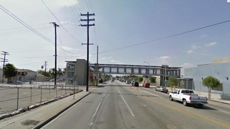 52nd Street and Atlantic Blvd., Maywood, Calif.