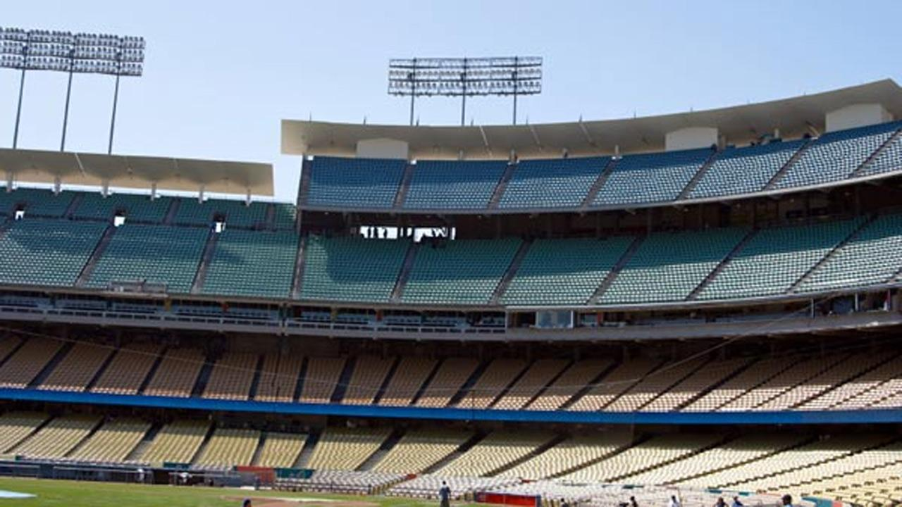 Dodger Stadium is the second most checked-in place on Facebooks 2012 list of Los Angeles most popular places for social networking.