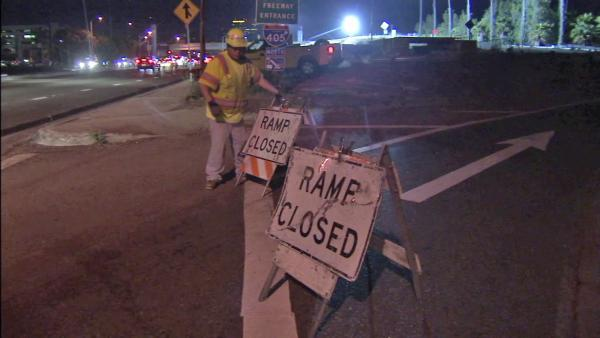 'Ramp Jam' officially underway; drivers warned