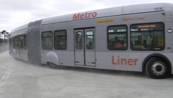 Metro's Orange Line extension set to open