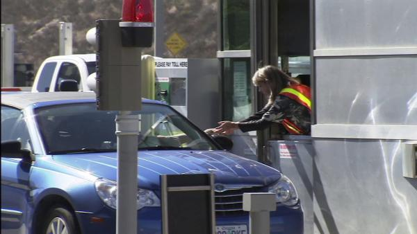 OC toll road fees turn electronic