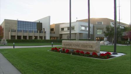 The outside of the Vernon Civic Center is seen in this file photo.