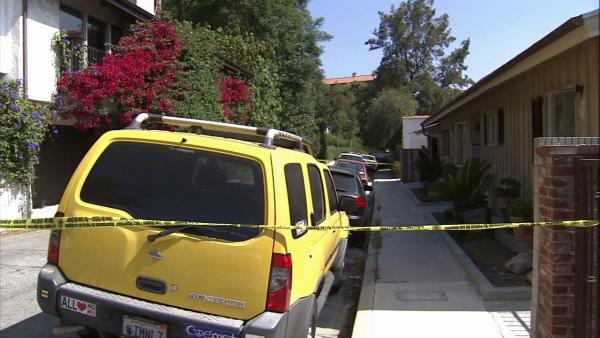 Hollywood Hills home-invasion victim shot