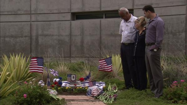 Victim of 2002 LAX terror attack remembered