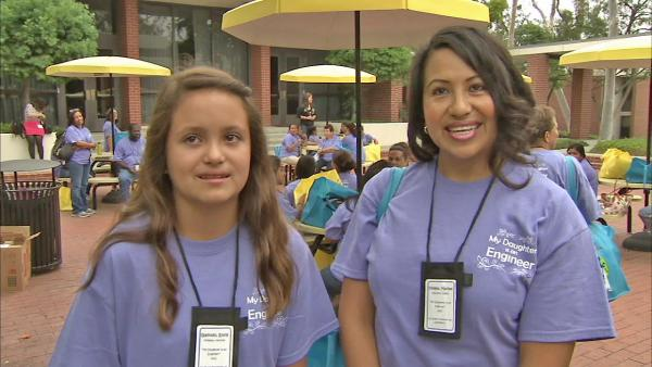 CSULB opens door for girls in engineering
