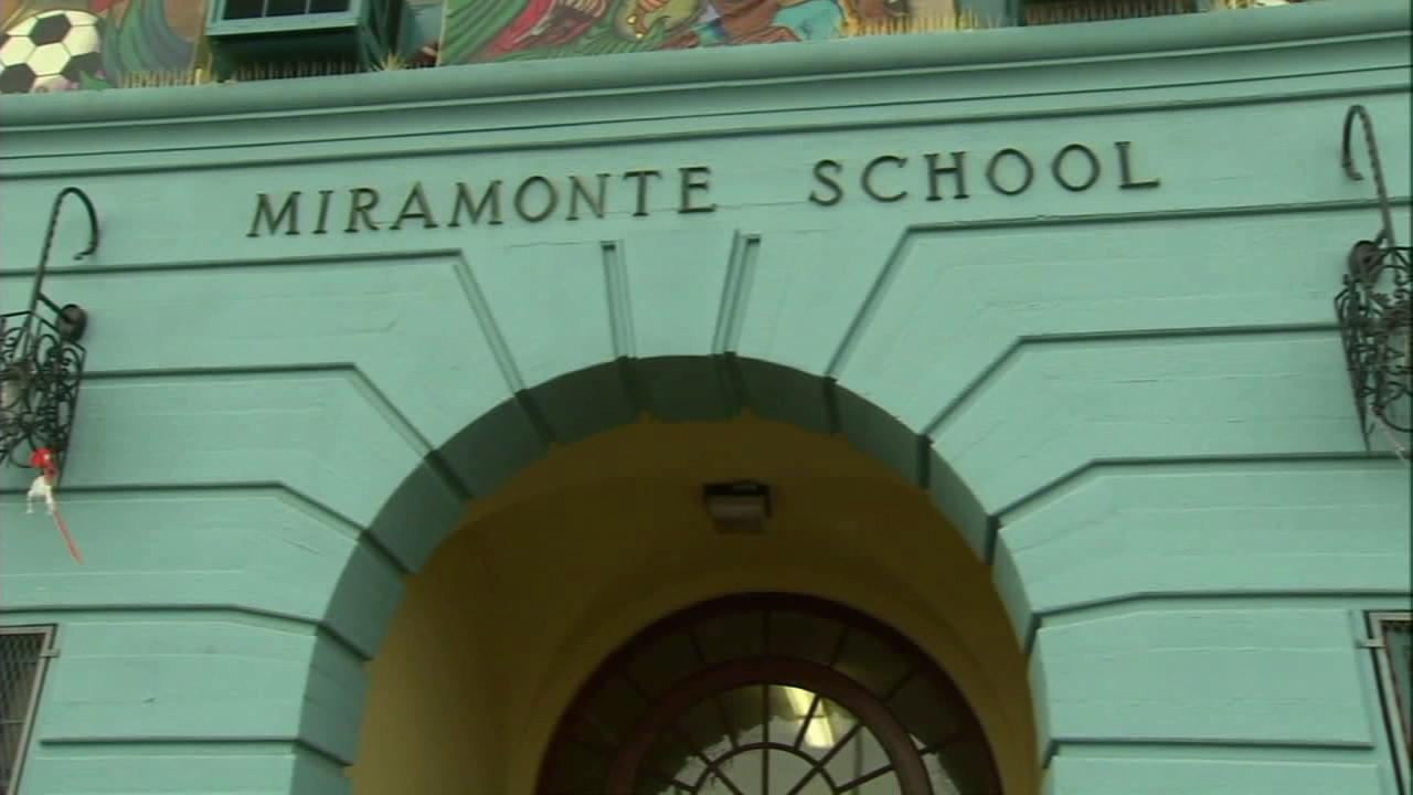 Miramonte Elementary School is seen in this undated file photo.