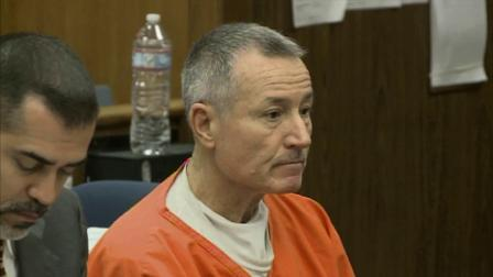 Former Miramonte Elementary School teacher Mark Berndt is seen in court in this undated file photo.
