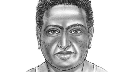 The Santa Clarita Sheriffs Department released this composite sketch of a suspect who tried to kidnap a Santa Clarita teenager on Monday, July 9, 2012.