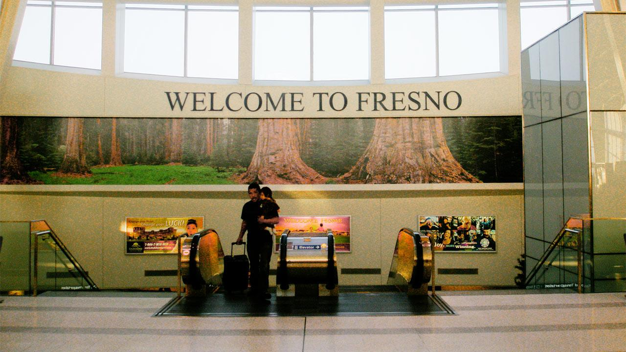 Fresno Air Terminal (FAT) in California ranked No. 3 on Cheapflights.coms 2012 list of most affordable airports. <span class=meta>(Flickr&#47;niiicedave)</span>