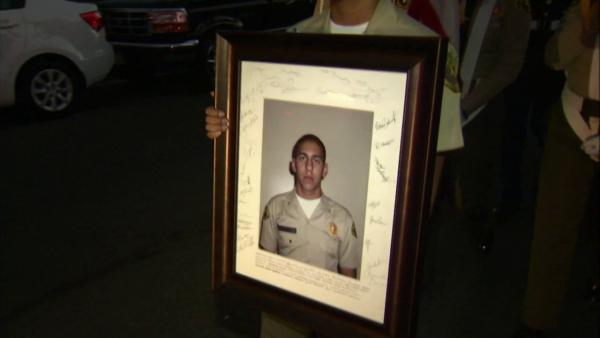 LA sheriff's explorer remembered in Whittier