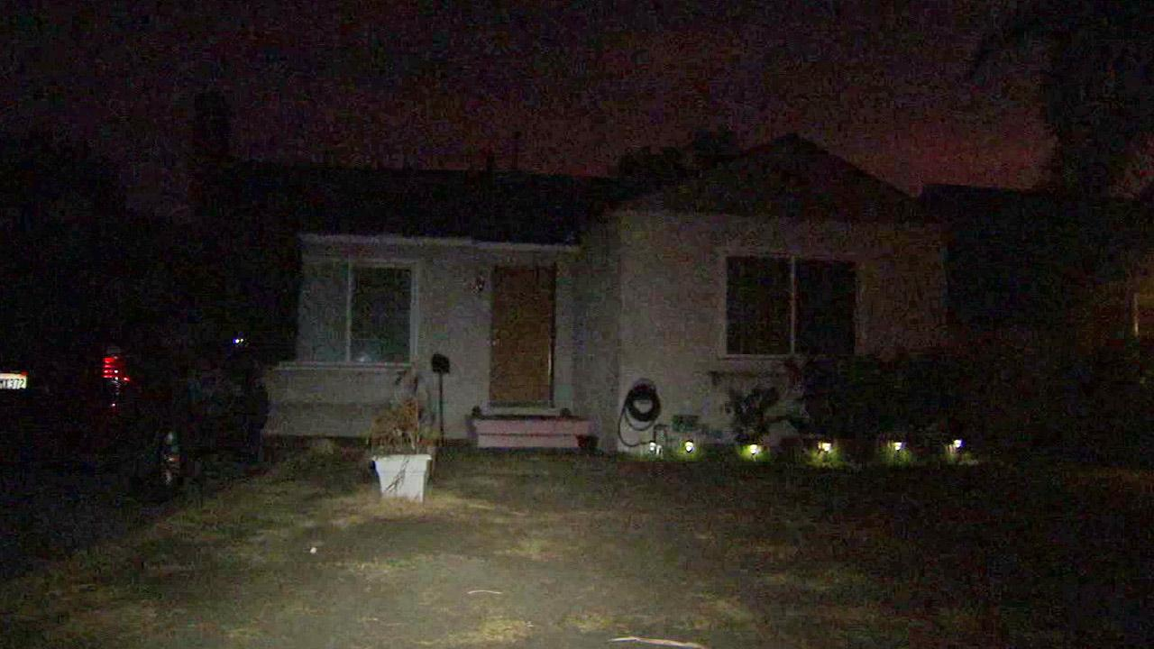 The North Hollywood home of the Mercados are shown in this September 2012 photo. Jonathan Mercado is accused of killing his parents, Veronica and Alexandro Mercado.
