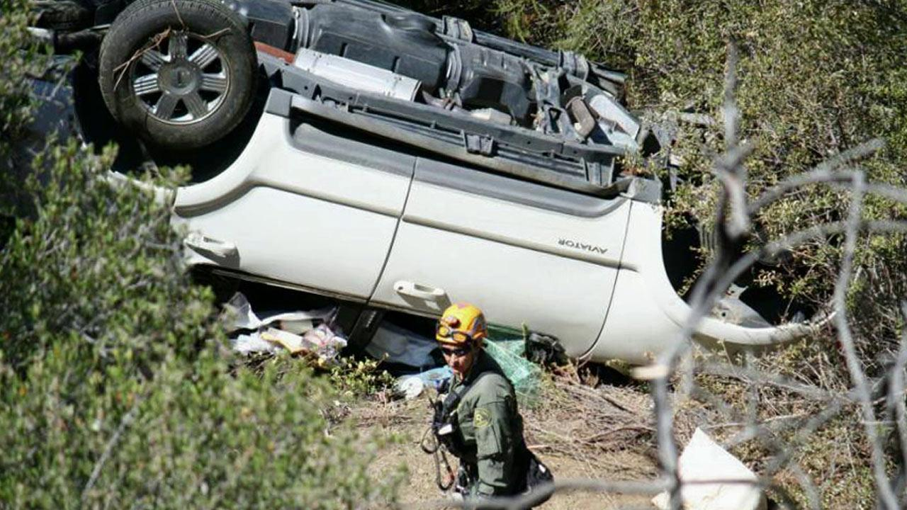A Los Angeles County Sheriffs Department training mission led to the discovery of a womans body off Mulholland Highway in a Calabasas canyon on Sunday, Sept. 2, 2012.